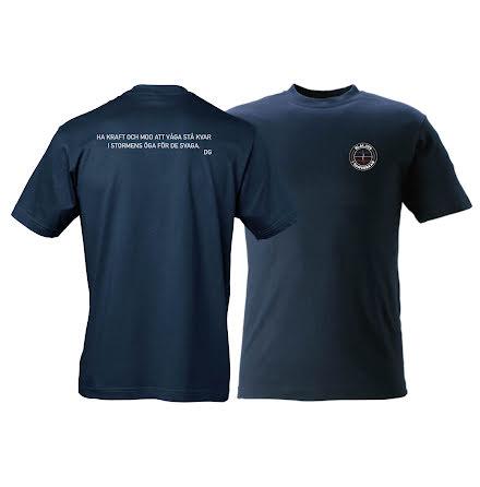 T-shirt bomull I stormens öga BIS