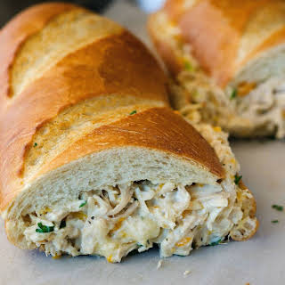 Chicken French Bread Recipes.
