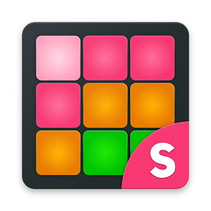 Play the biggest hits with the new app SUPER PADS! APK Icon