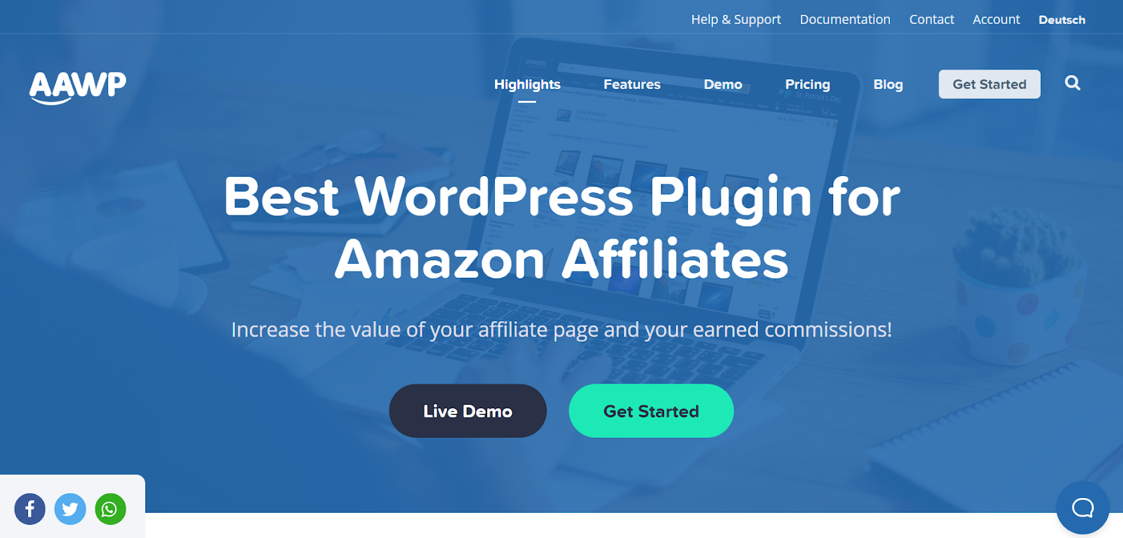 affiliate marketing tools for Amazon