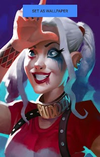Harley Q Wallpapers Screenshot