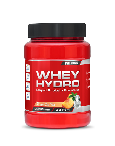 Fairing Whey Hydro 900g - Ice Tea Peach
