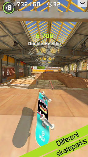 skate game