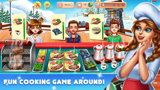 Cooking Fest : The Best Restaurant & Cooking Games screenshots 1