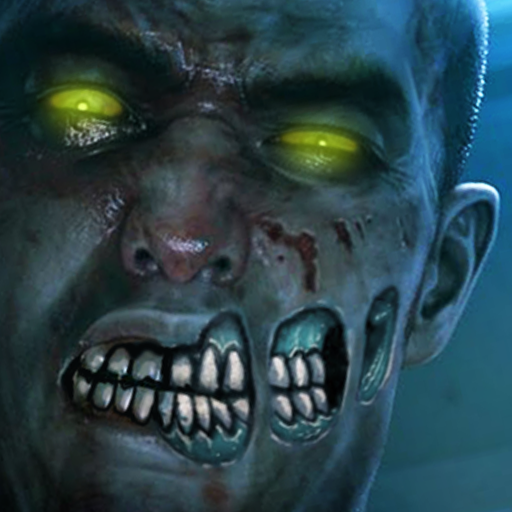 Deadly Zombies-Zombie Temple Survival Shooter Game