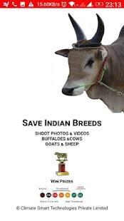 Image result for save indian breeds app