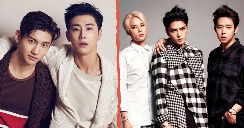 TVXQ: Adevărul trist despre modul în care au ajuns de la 5 membri la 2