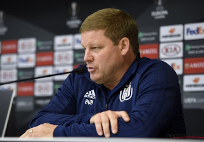 """Hein Vanhaezebrouck staat met Anderlecht voor cruciaal tweeluik in de Europa League: """"Als die duels niet goed verlopen is het over"""""""