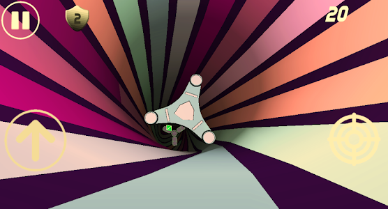 Space Speed 3D screenshot 4