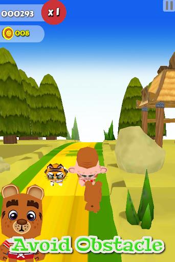 Teddy Runner 3D Adventure