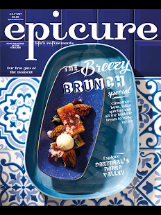 Epicure Magazine- screenshot thumbnail