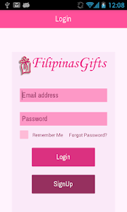 Filipinas gifts screenshot 2