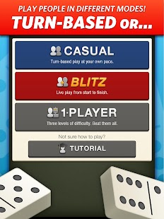 Domino! The world's largest dominoes community Screenshot