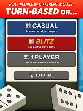 Domino! apk screenshot