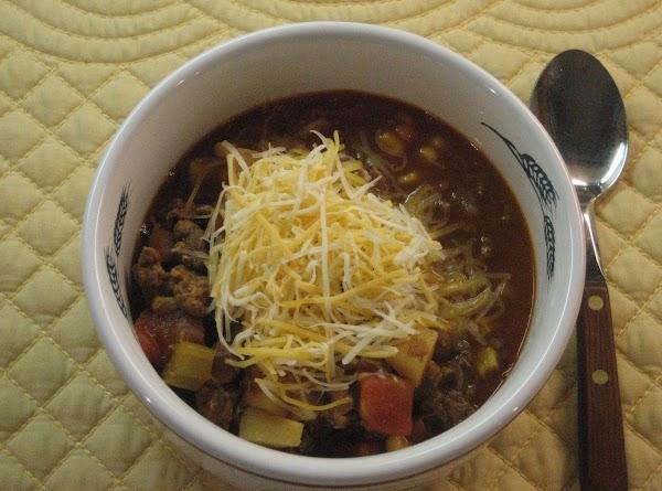 Chili Stew Recipe