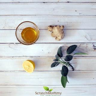 DIY Herbal Cold Care Tea