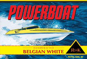 Logo of Roak Powerboat