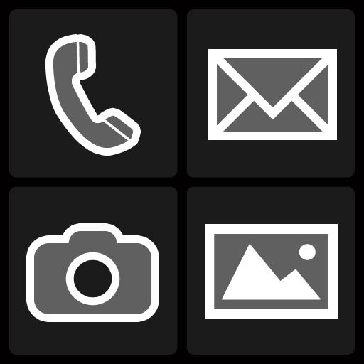 BL Monochrome Dark Theme - Apps on Google Play