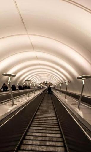 モスクワ地下鉄の壁紙