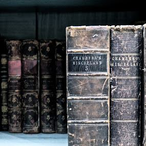 Old Books by Cristiana Chivarria - Artistic Objects Antiques