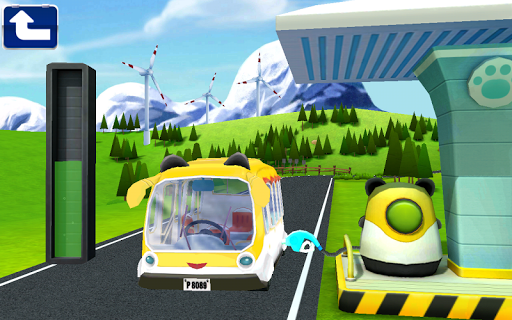 Dr. Panda Bus Driver  screenshots 6