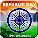 Jai Hind India Live Wallpaper icon