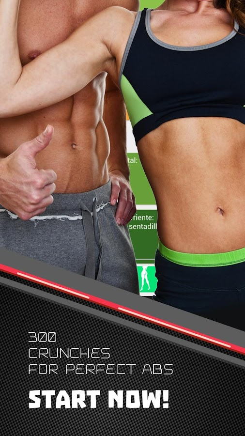 300 abs workout. Be Stronger- screenshot