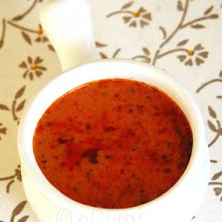Makhani Masala/Butter based Tomato Cream Sauce.