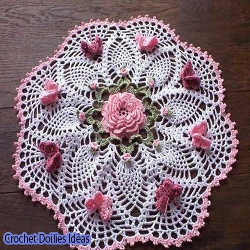 Crochet Doilies Ideas