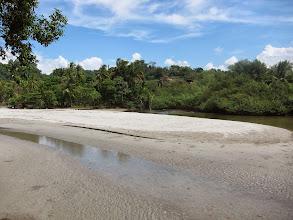 Photo: Laguna between Manuel Antonio and town