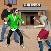 Gangster in High School - New Fighting Games 2020  Icon