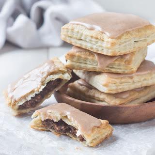 Cinnamon Hazelnut Breakfast Pastries