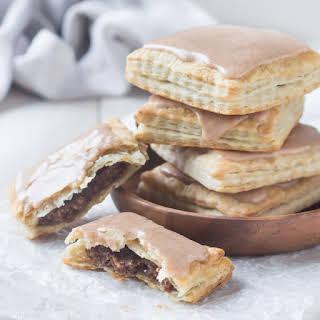 Cinnamon Hazelnut Breakfast Pastries.