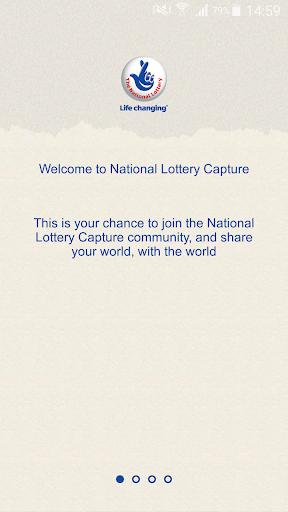 National Lottery Capture