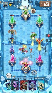 Clash of Wizards – Battle Royale 4