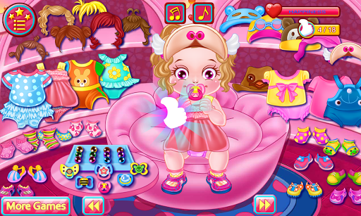 Baby Caring Games with Anna ss2