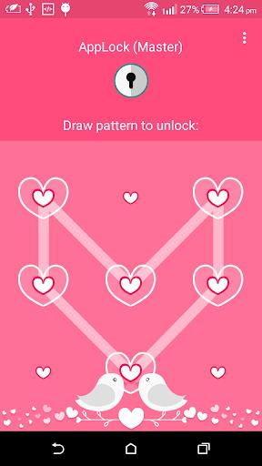 App Lock Master : Love Theme