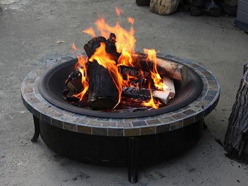 丙烷火坑设计