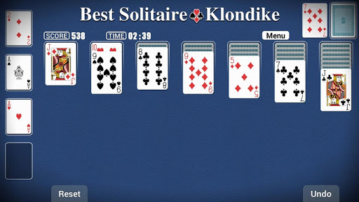 Best Solitaire ● Klondike