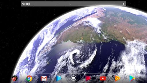 Earth & Moon in HD Gyro 3D Parallax Live Wallpaper 2.8 Screenshots 16
