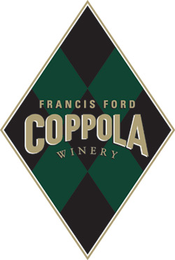Logo for Francis Ford Coppola Diamond Collection Red Label Zinfandel