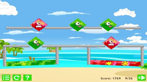 無料解谜Appのスクエアとラウンド|記事Game