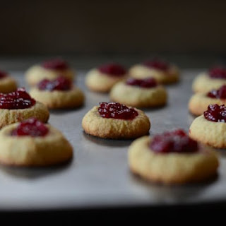 Cardamom Thumbprint Cookies with a Scandinavian Touch