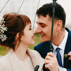 Wedding photographer Natalya Agapova (NatashaAgapova). Photo of 01.10.2017