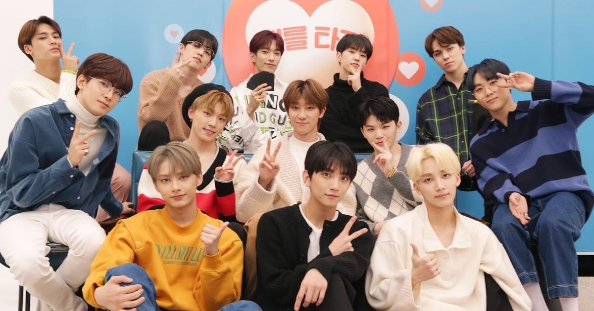 Imagini pentru seventeen 2019