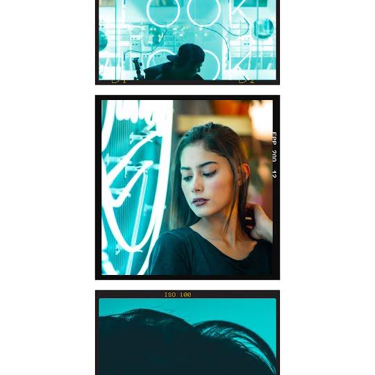 Triple Look Frame - Instagram Post Template