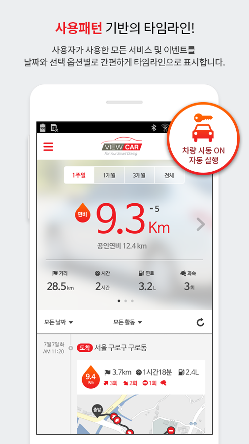 ViewCAR (Beta service)- screenshot