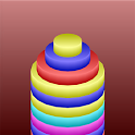 Round Tower - Color Stack icon