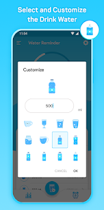 Water Tracker: Water Drinking Reminder App 5