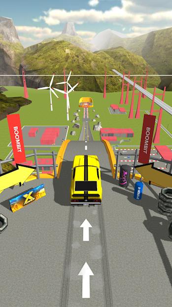 Ramp Car Jumping Android App Screenshot